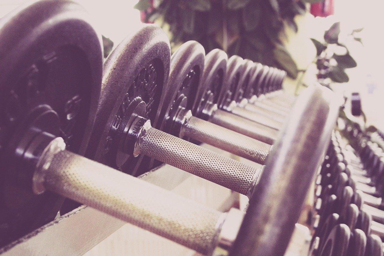 foto di pesi